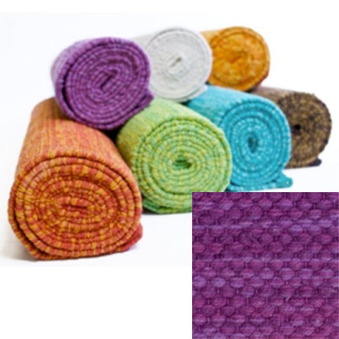 Yogasana Yoga Mat Cotton