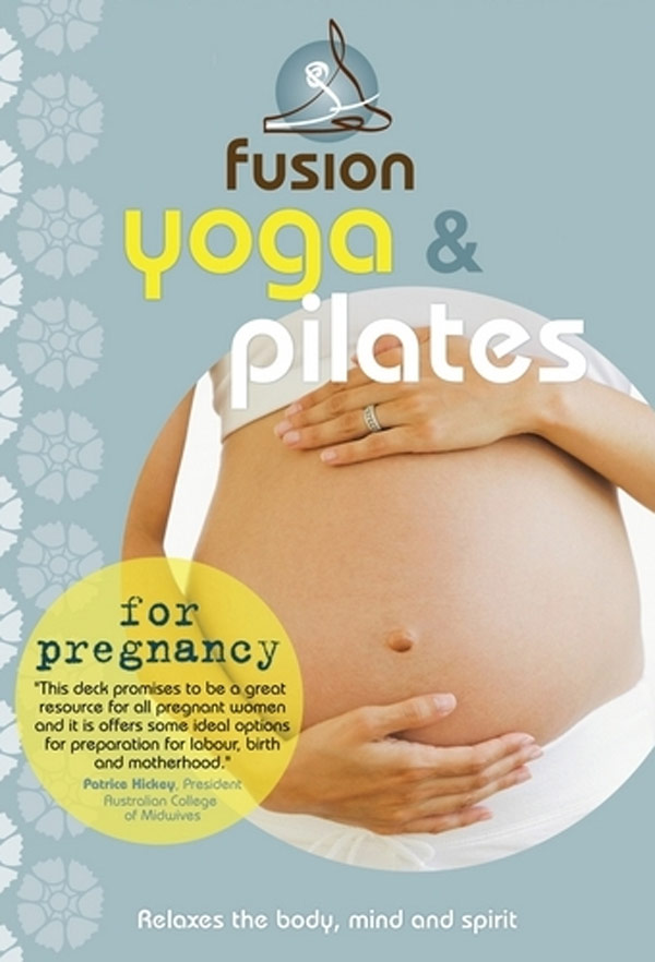 Fusion Yoga and Pilates for Pregnancy