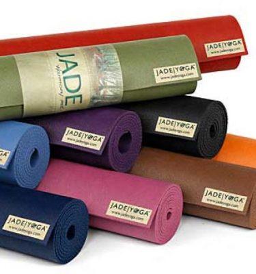 Jade Yoga Mat 5mm
